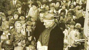 Jubileusz 40-lecia wizytacji Karola Wojtyły na os. Złote Łany w Bielsku-Białej