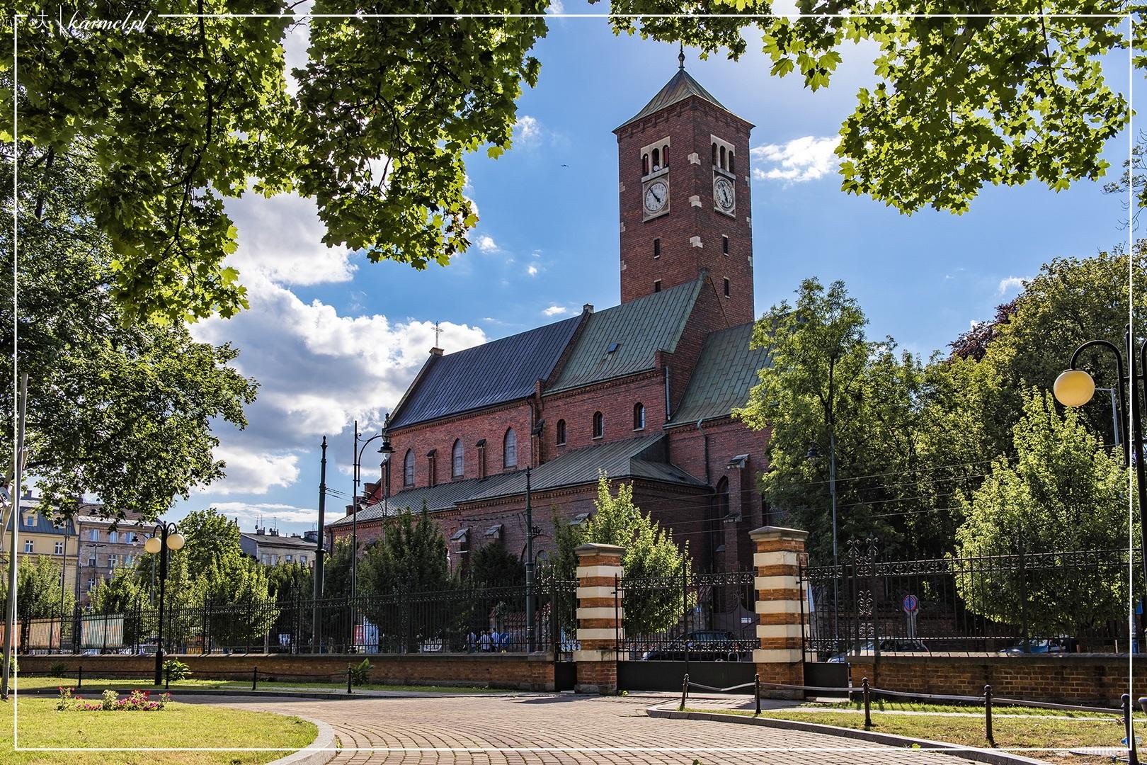 Odpust u Ojców Karmelitów Bosych w Krakowie