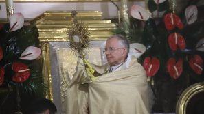 Biskup z Miry patronem parafii i miasta
