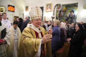 25 lat parafii w Bysinie