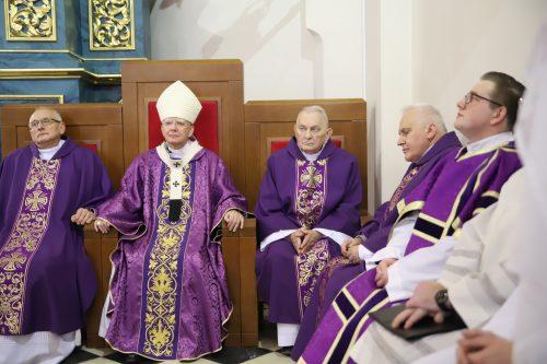 Potrójny Adwent myślenickiej wspólnoty parafialnej