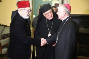 Patriarcha Grecko-Melchicki u Metropolity krakowskiego
