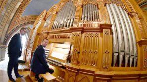 Niedziela Gaudete i radość z nowego instrumentu w Bazylice Ludźmierskiej