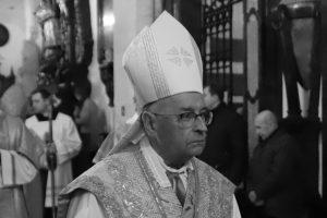 śp. + Bp Tadeusz Pieronek