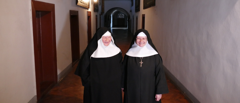 Kupując karpie i świąteczne wypieki można wesprzeć opactwo benedyktynek w Staniątkach