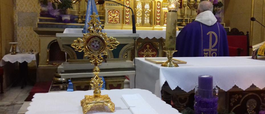 Wadowice: do kaplicy szpitalnej wprowadzono relikwie bł. Hanny Chrzanowskiej