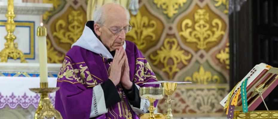 Dziękujemy za 65 lat kapłaństwa ojca Leona Knabita