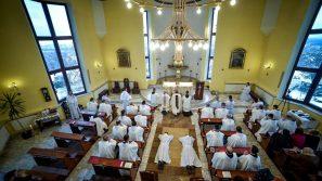 Święcenia diakonatu w Kalwarii Zebrzydowskiej