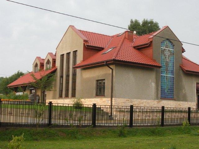 Pobłogosławienie kaplicy Sióstr Karmelitanek