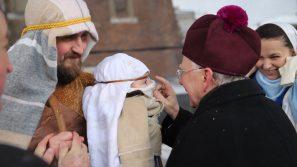Orszak Trzech Króli znów przeszedł ulicami Krakowa