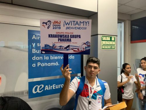 W drodze do Panamy