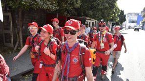 Ratownik HOPR z Krakowa uratował życie wolontariuszki na ŚDM w Panamie