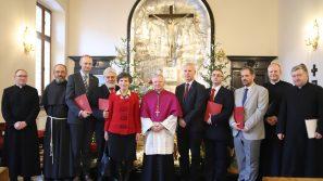 Zaprzysiężenie Komisji Historycznej procesu beatyfikacyjnego Sługi Bożego Jánosa Esterházyego.