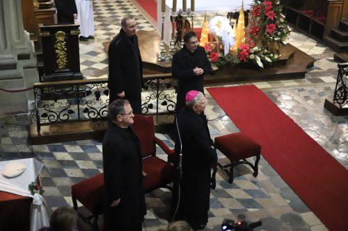 Zmieniajcie świat mocą Ducha Świętego! Kolędowanie studentów z arcybiskupem Markiem Jędraszewskim