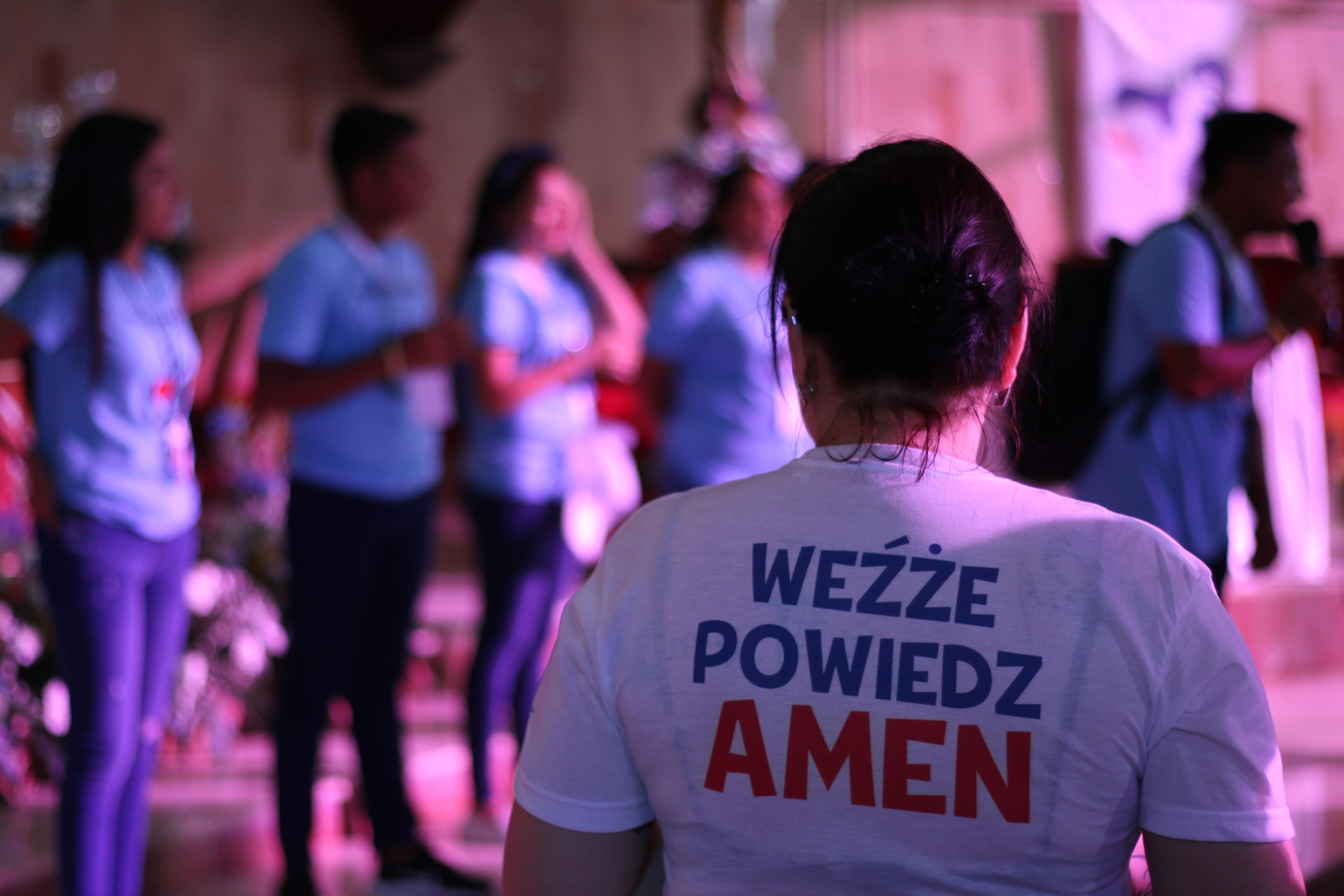 Atmosfera rodzinnego ciepła i otwartości – relacja z drugiego dnia pobytu młodzieży archidiecezji krakowskiej w Panamie