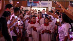 Dzień, który zapisał się w historii Monagrillo – relacja z kolejnego dnia Diecezjalnych Dni Młodzieży