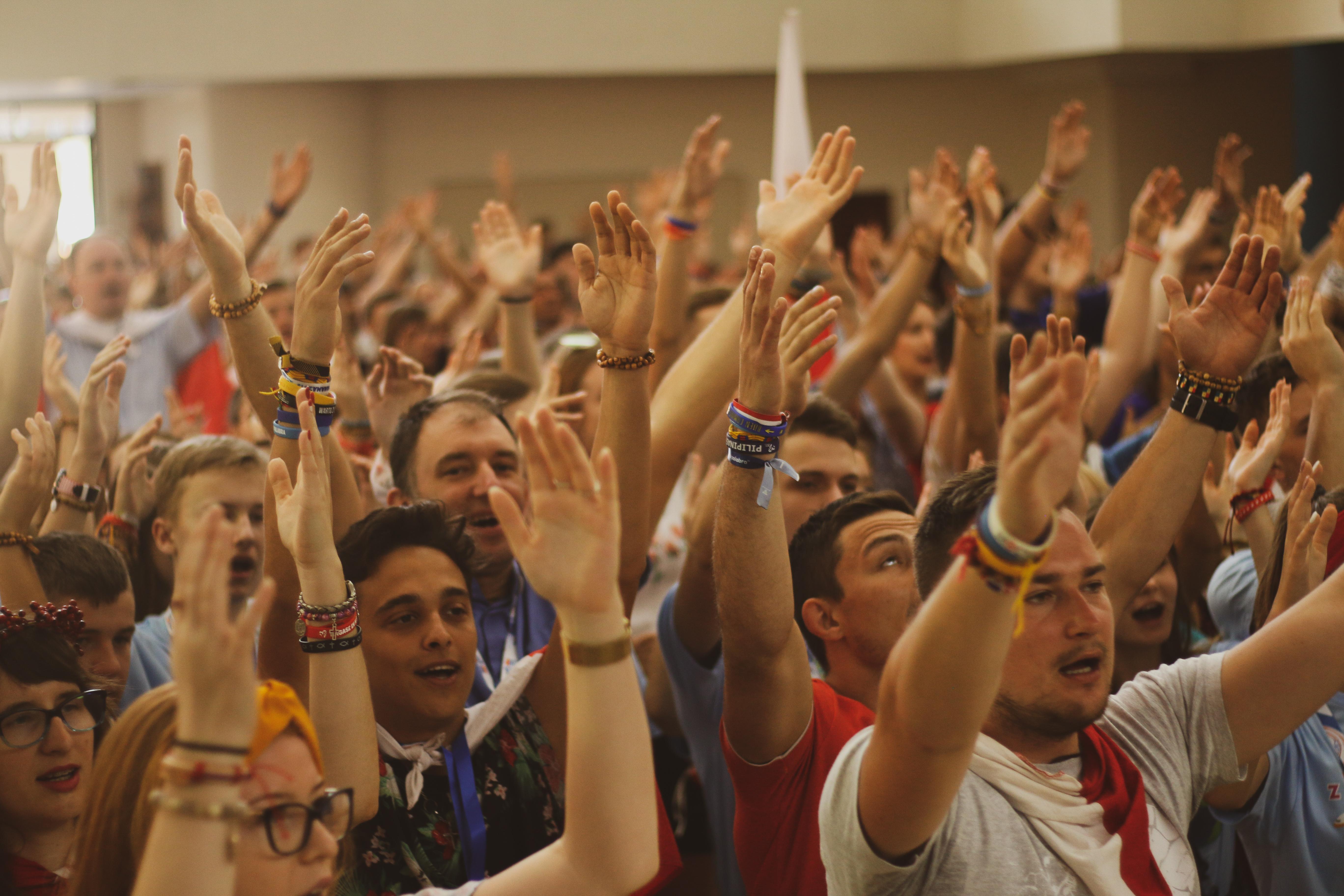 Musimy iść razem – drugi dzień młodzieży archidiecezji krakowskiej w Panama City