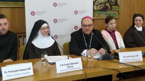 Bp Kiciński: 2 lutego to dzień wdzięczności za obecność osób konsekrowanych w Kościele i w świecie
