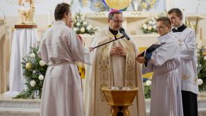 Bp Muskus: Kościół nie buduje na sobie samym, ale na Chrystusie