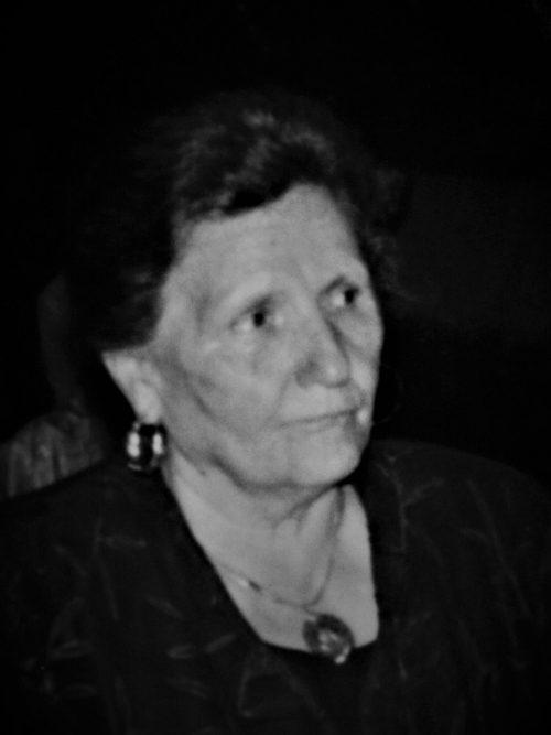 Zmarła śp. †Stanisława Fit, matka Ks. Marka Fita