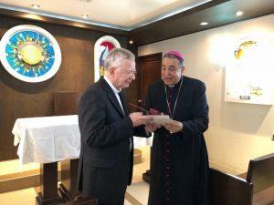 Relikwie Jana Pawła II w Panamie!