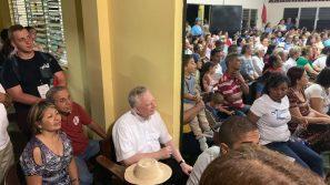 Czas bycia razem – relacja z siódmego dnia pobytu młodzieży archidiecezji krakowskiej w Panamie