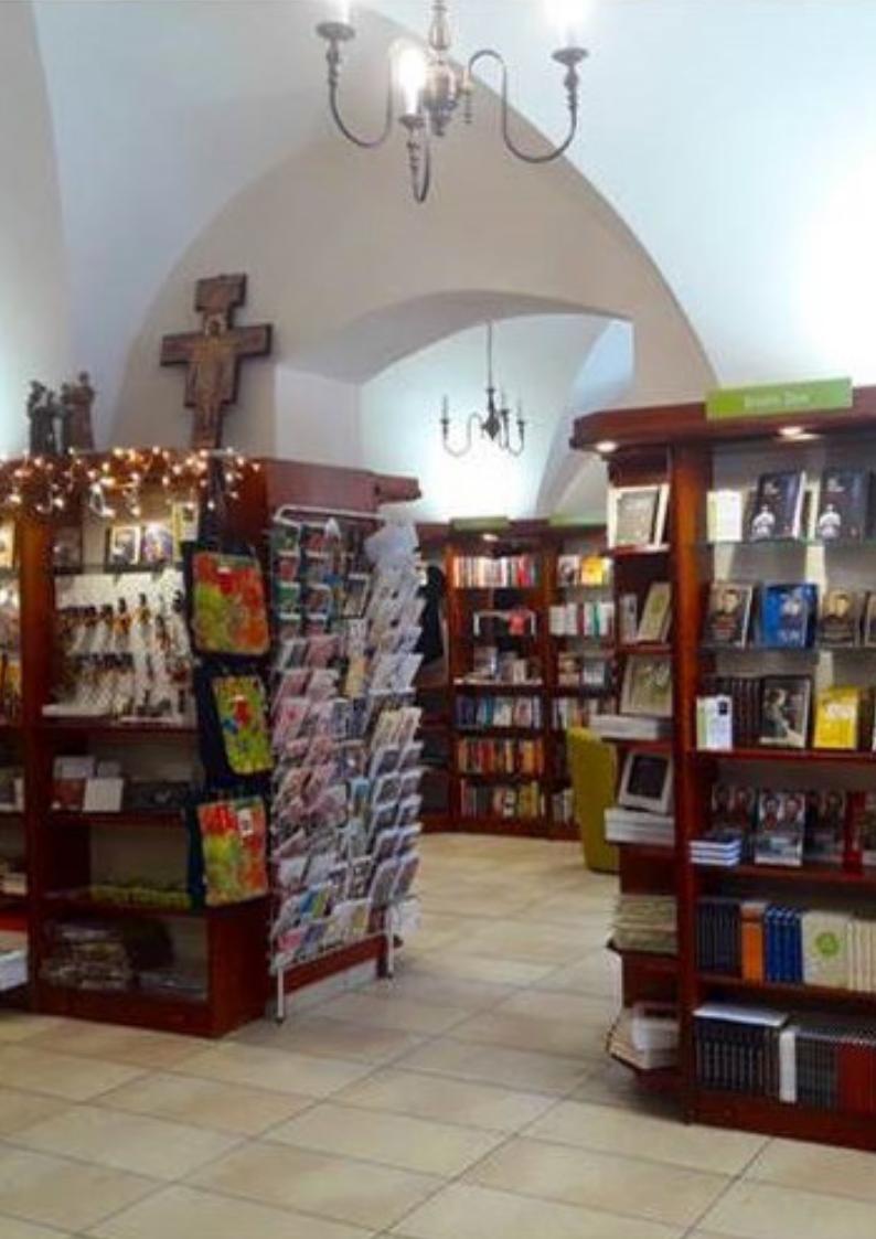Otwarcie Księgarni Franciszkańskiej