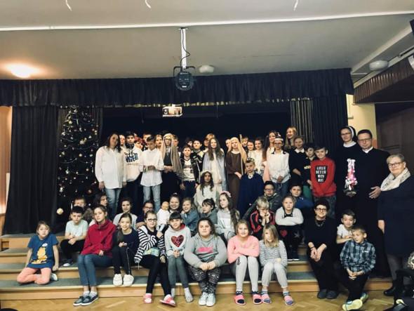 Poświęcenie Katolickiej Szkoły Podstawowej w Rabce-Zdroju