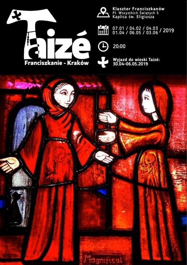 Czuwanie Taizé u Franciszkanów