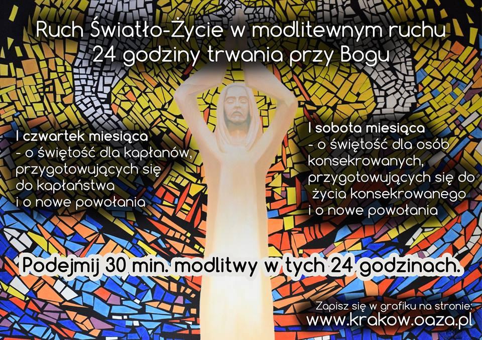 Ofiaruj 30 minut modlitwy