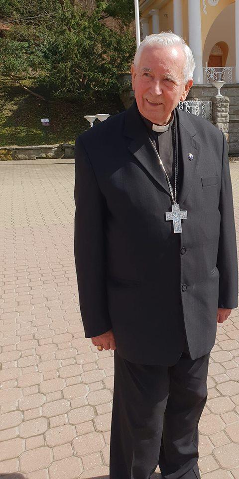 Msza św. w intencji Ks.Inf. Jerzego Bryły
