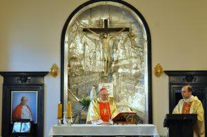 Msza św. dla pracowników Kurii