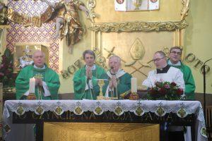 Tkanką dziejów Kościoła jest miłość