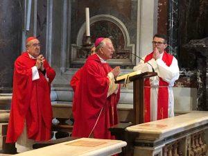 Obrady zarządu Fundacji Jana Pawła II w Rzymie