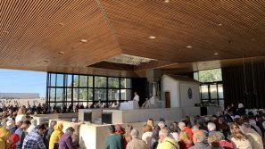 Odnowieni w Chrystusie. Arcybiskup Marek Jędraszewski w Fatimie