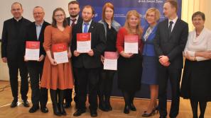 Rozdanie nagród w 3. konkursie akademickim pro-life