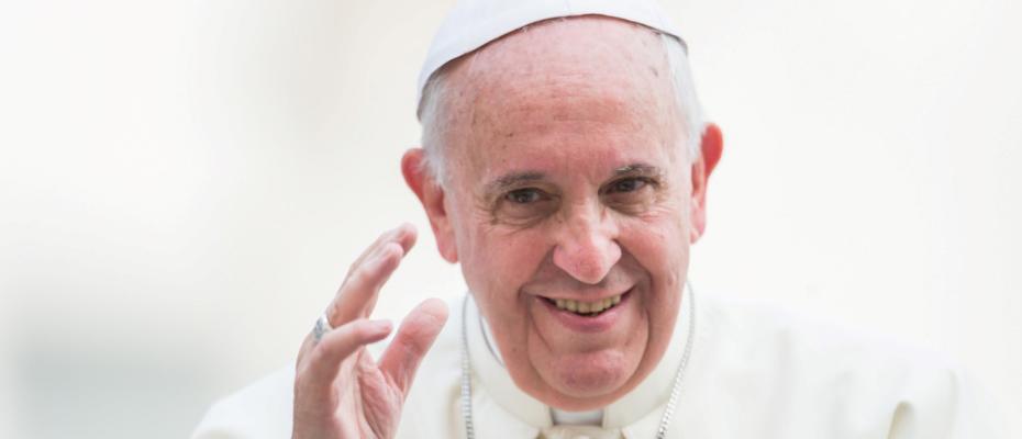 Dar od papieża Franciszka na licytacji charytatywnej dla Teresy Budzisz-Krzyżanowskiej