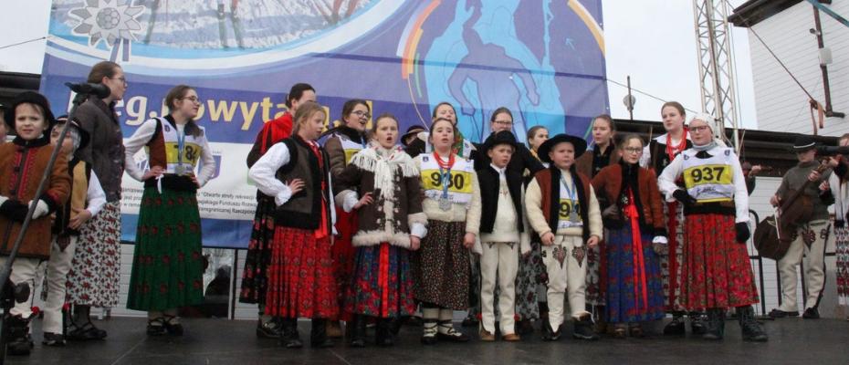 Nowy Targ: ponad 800 uczestników Biegu Podhalańskiego im. Jana Pawła II