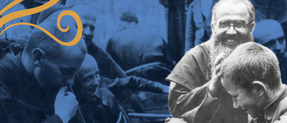 Życie jako dojrzewanie świętości – Maksymilian Maria Kolbe