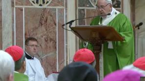 Przemówienie Ojca Świętego na zakończenie spotkania w Watykanie nt. ochrony małoletnich w Kościele