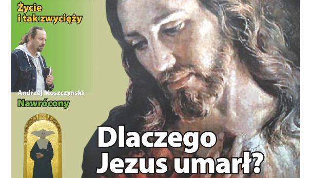 Polecamy marcowy numer Dobrych Nowin – bezpłatnej gazety ewangelizacyjnej