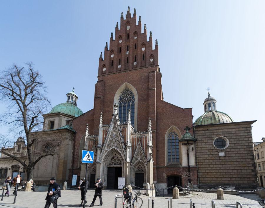 Kościół stacyjny – OO. Dominikanów