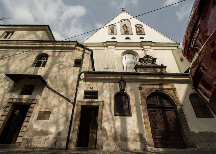 Kościół stacyjny – Ojców Reformatów