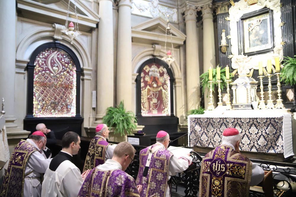 Przemówienie Ojca Świętego Franciszka na zakończenie spotkania rzymskiego 24 lutego br. – omówienie