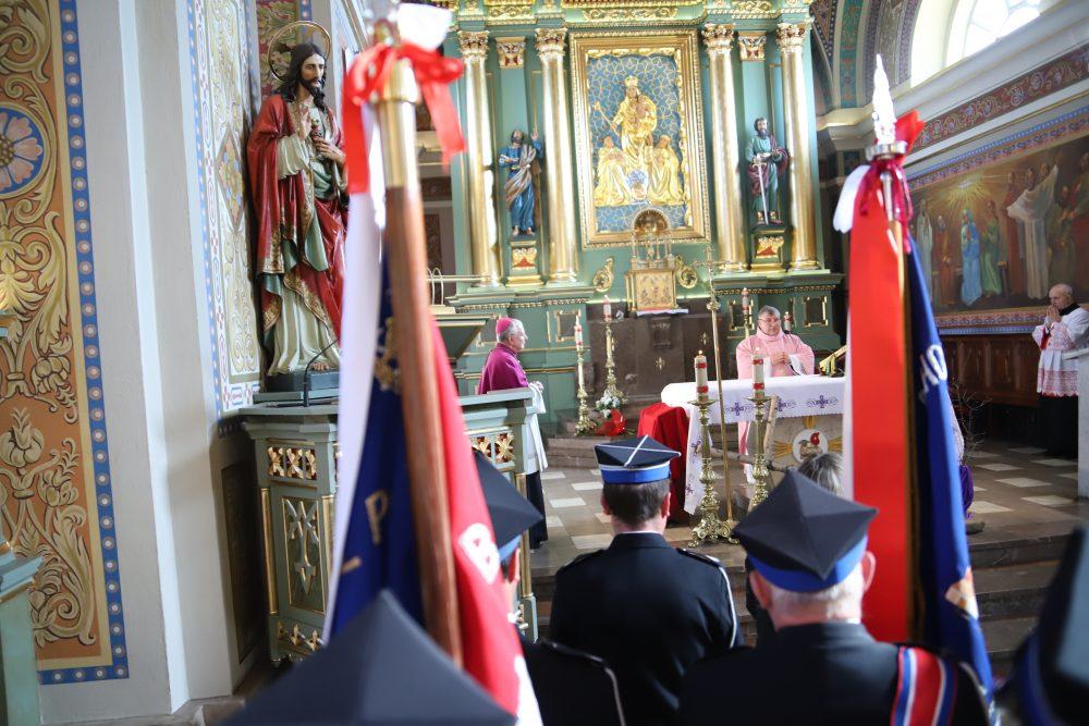 Kościół jest Waszym domem. Wizytacja w Osielcu.