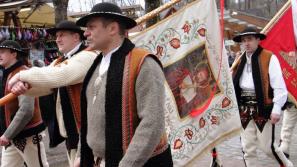 Zakopane: 100-lecie Związku Podhalan i 115-lecie Związku Górali