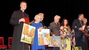 Wręczenie Medali św. Brata Alberta