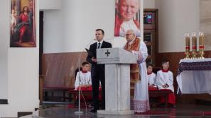 Arcybiskup syryjskiego Aleppo odwiedził Kraków