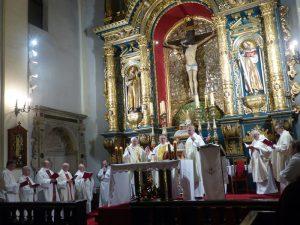 Bł. Michał Giedroyć powędrował do św. Jana z Kęt