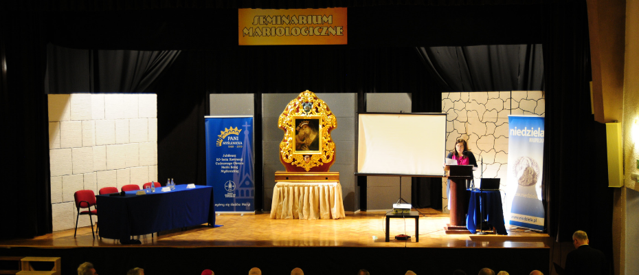 Większe umiłowanie przez poznanie – I Seminarium Mariologiczne w Myślenicach